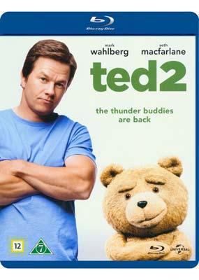 Ted 2 (Blu-ray) (BD) - Klik her for at se billedet i stor størrelse.