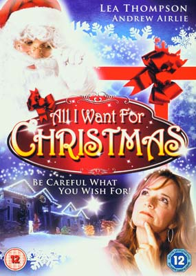 All I Want for Christmas (Lea Thompson)  (DVD) - Klik her for at se billedet i stor størrelse.