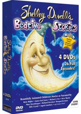 Shelley Duvall's Bedtime   Stories (4-disc) (DVD) - Klik her for at se billedet i stor st�rrelse.