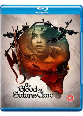 Blood on Satan's Claw, The: Limited Edition (Blu-ray) (BD) - Klik her for at se billedet i stor størrelse.
