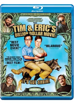 Tim and Eric's Billion Dollar Movie (Blu-ray) (BD) - Klik her for at se billedet i stor st�rrelse.