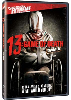 13: Game of Death (Unrated) (DVD) - Klik her for at se billedet i stor størrelse.