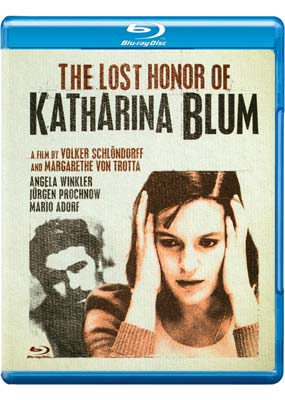 Lost Honor of Katharina Blum, The (Blu-ray) (BD) - Klik her for at se billedet i stor st�rrelse.