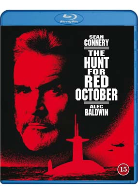 Hunt for Red October, The (Blu-ray) (BD) - Klik her for at se billedet i stor størrelse.