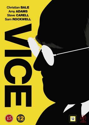Vice (Christian Bale)  (DVD) - Klik her for at se billedet i stor størrelse.