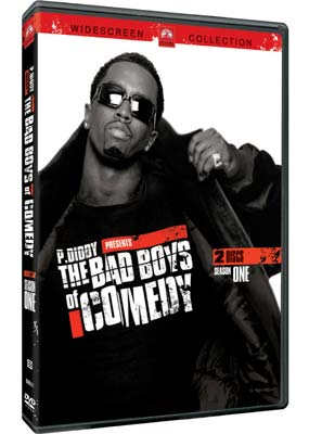 Bad Boys Comedy, The: Season 1 (2-disc) (DVD) - Klik her for at se billedet i stor st�rrelse.