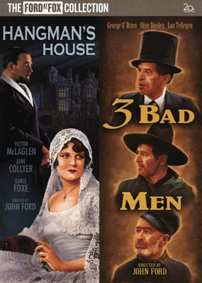 3 Bad Men / Hangman's House   (DVD) - Klik her for at se billedet i stor st�rrelse.