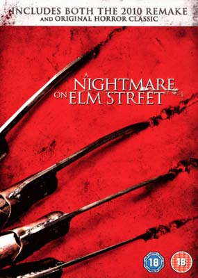 Nightmare on Elm Street, A: Double Feature (2-pack) (DVD) - Klik her for at se billedet i stor st�rrelse.