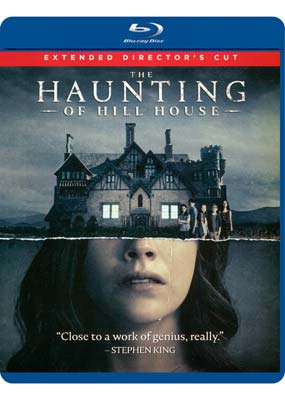 Haunting of Hill House, The: Extended Director's Cut (3-disc) (Blu-ray) (BD) - Klik her for at se billedet i stor størrelse.