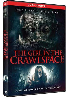 Girl in the Crawlspace, The  (DVD) - Klik her for at se billedet i stor størrelse.