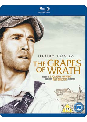 Grapes of Wrath,    The (Blu-ray) (BD) - Klik her for at se billedet i stor størrelse.