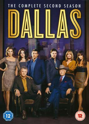 Dallas - The Next Generation: Season  2 (4-disc) (DVD) - Klik her for at se billedet i stor størrelse.