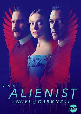 Alienist, The: Season 2 - Angel of Darkness (3-disc) (DVD) - Klik her for at se billedet i stor størrelse.
