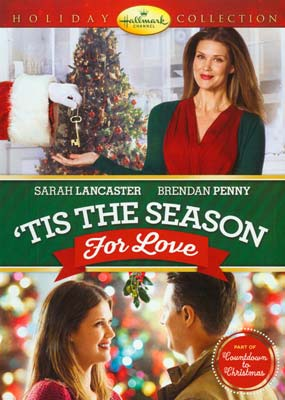 'Tis the Season for Love  (DVD) - Klik her for at se billedet i stor størrelse.