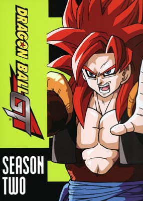 Dragon Ball   GT: Season 2 (5-disc) (DVD) - Klik her for at se billedet i stor st�rrelse.