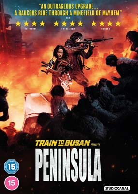 Train to Busan presents Peninsula  (DVD) - Klik her for at se billedet i stor størrelse.