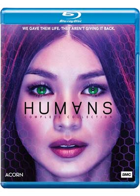 Humans: The Complete Collection (Blu-ray) (BD) - Klik her for at se billedet i stor størrelse.