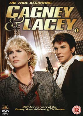 Cagney & Lacey: Season   1 - The True Beginning (5-disc) (DVD) - Klik her for at se billedet i stor størrelse.