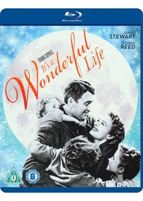 It's a Wonderful    Life (Remastered) (Blu-ray) (BD) - Klik her for at se billedet i stor størrelse.