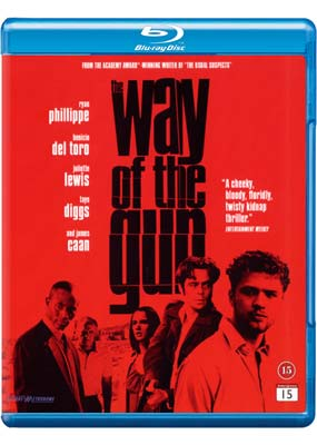 Way of the Gun, The (Blu-ray) (BD) - Klik her for at se billedet i stor st�rrelse.