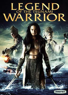 Legend of the Tsunami  Warrior  (DVD) - Klik her for at se billedet i stor st�rrelse.