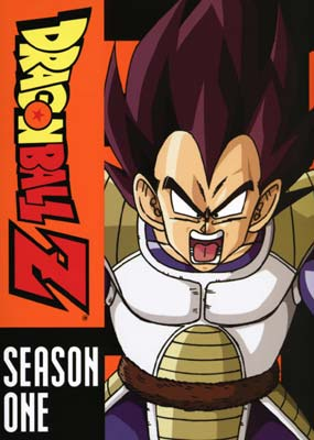 Dragon Ball  Z: Season 1 - The Vegeta Saga (6-disc) (DVD) - Klik her for at se billedet i stor st�rrelse.
