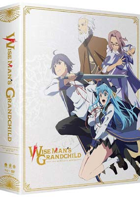 Wise Man's Grandchild: The Complete Series - Limited Edition (Blu-ray) (BD) - Klik her for at se billedet i stor størrelse.