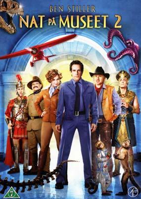 Nat på Museet    2  (DVD) - Klik her for at se billedet i stor størrelse.