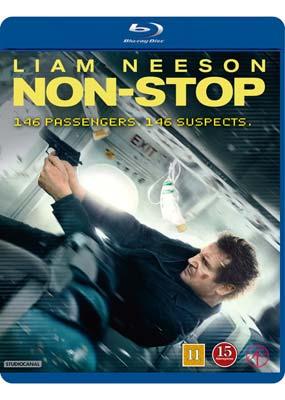 Non-Stop (Liam Neeson) (Blu-ray) (BD) - Klik her for at se billedet i stor størrelse.