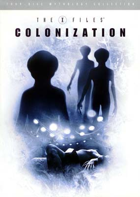 X-Files Mythology #3: Colonization (4-disc) (DVD) - Klik her for at se billedet i stor st�rrelse.