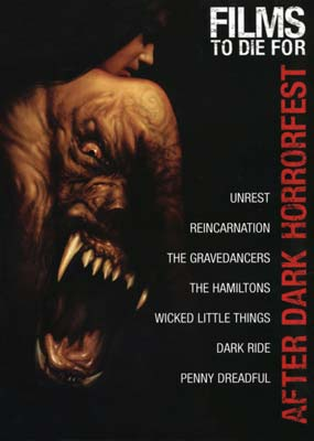 After Dark   Horrorfest (7 film) (DVD) - Klik her for at se billedet i stor st�rrelse.