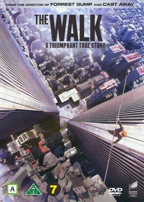 Walk, The - A Triumphant  True  Story  (DVD) - Klik her for at se billedet i stor størrelse.