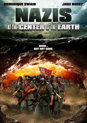 Nazis at the Center of the Earth  (DVD) - Klik her for at se billedet i stor st�rrelse.