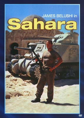 Sahara (Jim Belushi) (Sony Choice Collection) (DVD) - Klik her for at se billedet i stor størrelse.
