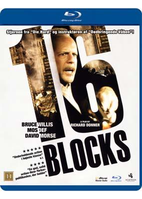 16 Blocks (Blu-ray) (BD) - Klik her for at se billedet i stor størrelse.