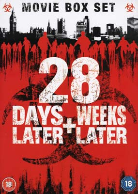 28 Days Later / 28 Weeks Later (2 film) (DVD) - Klik her for at se billedet i stor st�rrelse.