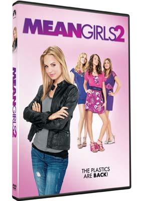 Mean Girls 2  (DVD) - Klik her for at se billedet i stor størrelse.