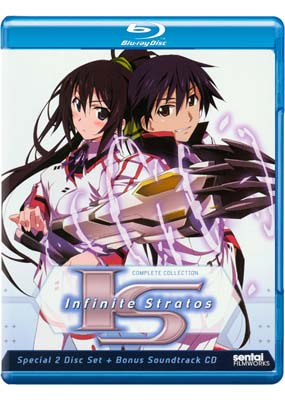 Infinite Stratos: Complete Collection (Blu-ray & CD) (BD) - Klik her for at se billedet i stor st�rrelse.