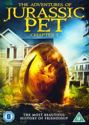 Adventures of Jurassic Pet: Chapter 1  (DVD) - Klik her for at se billedet i stor størrelse.