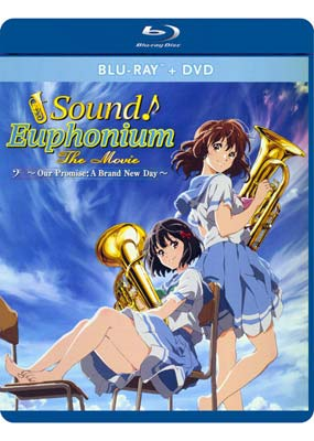 Sound! Euphonium: The Movie - Our Promise: A Brand New Day (Blu-ray & DVD) (BD) - Klik her for at se billedet i stor størrelse.