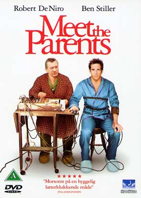Meet the Parents  (DVD) - Klik her for at se billedet i stor størrelse.