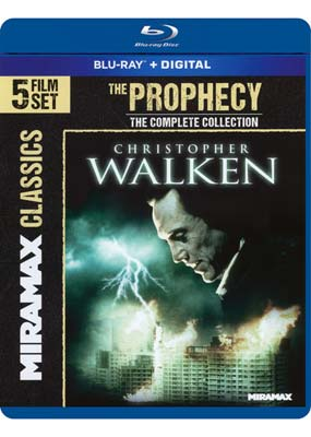 Prophecy Collection, The (5 film) (Blu-ray) (BD) - Klik her for at se billedet i stor størrelse.