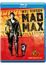 Mad Max Collection (3-disc) (Blu-ray)