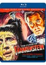Curse of Frankenstein, The (2-disc) (Blu-ray)