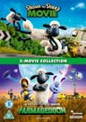Shaun the Sheep: 2-Movie Collection