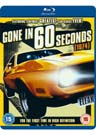 Gone in 60 Seconds (H.B. Halicki) (Blu-ray)