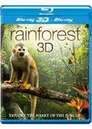 Rainforest (3D) (Blu-ray)
