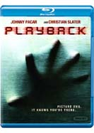 Playback (Christian Slater) (Blu-ray)