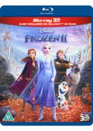 Frozen II (Blu-ray 3D)