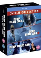 Deep Blue Sea: 3-Film Collection (Blu-ray)